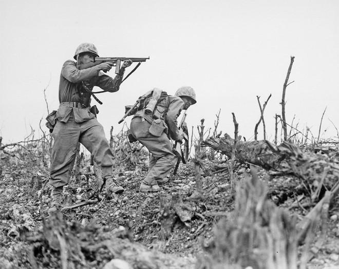 Chiến tranh thế giới thứ 2 xảy ra khốc liệt ở Đức năm 1945