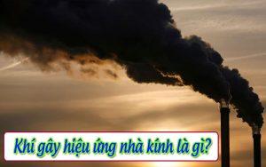 khí gây hiệu ứng nhà kính