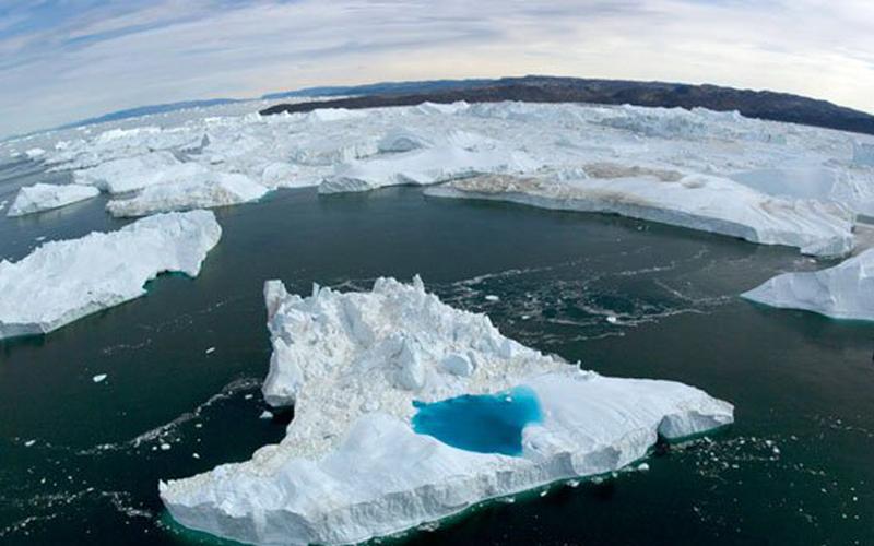 Băng tan ở 2 cực có nguy cơ gây ra đại hồng thủy nhấn chìm các thành phố ven biển
