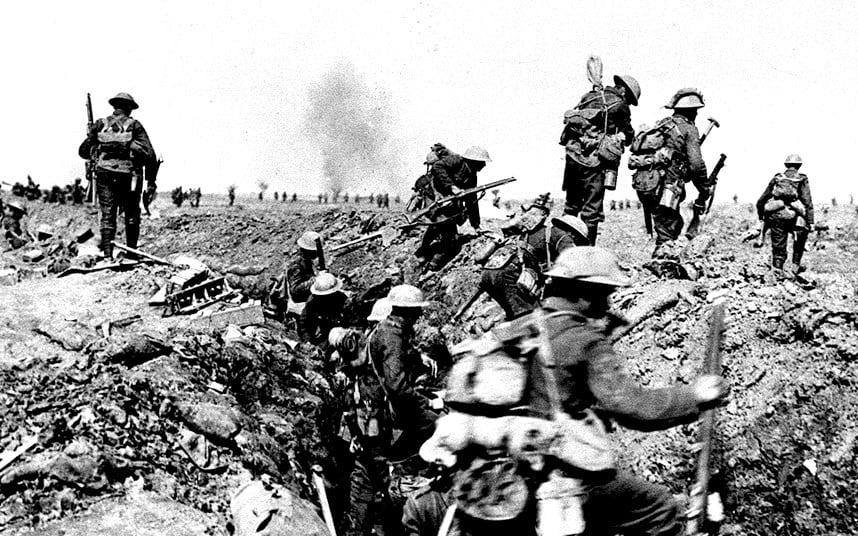 Nguy cơ dẫn đến Chiến tranh thế giới thứ 3
