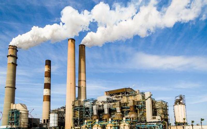 Khói thải công nghiệp khiến hiệu ứng nhà kính ngày càng mạnh