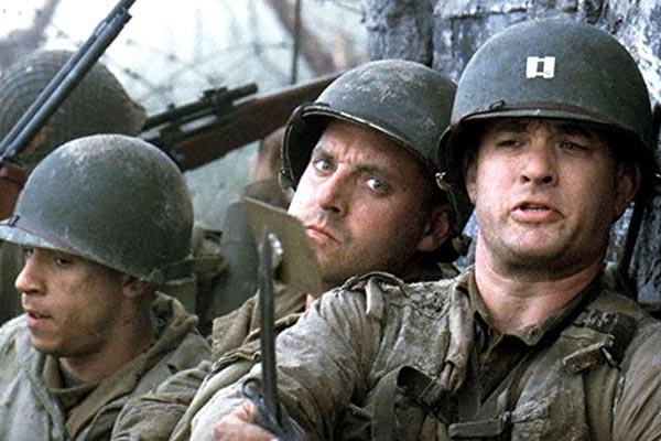 Saving Private Ryan là phim chiến tranh Mỹ - Đức thể hiện tình đồng đội cao đẹp