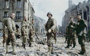 Top 5 bộ phim chiến tranh Mỹ - Đức hay và cảm động nhất