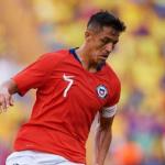 Sanchez chấn thương tại đội tuyển Chile có thể phải nghỉ hết năm