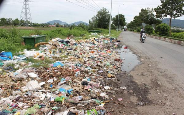 biện pháp khắc phục ô nhiễm môi trường đất