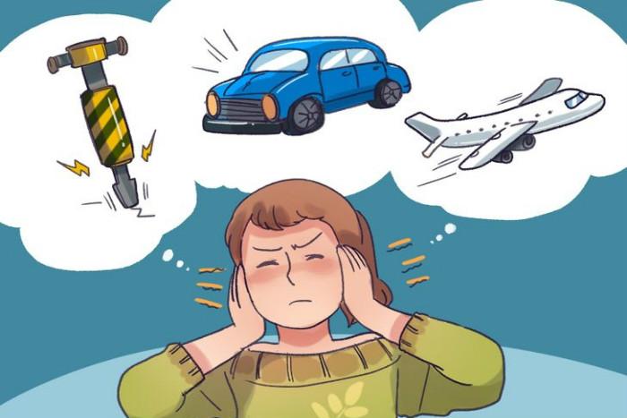 ô nhiễm tiếng ồn là gì