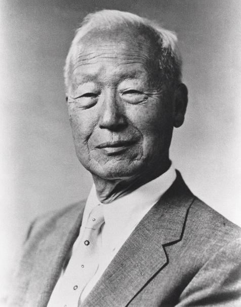 tổng thống đầu tiên của hàn quốc