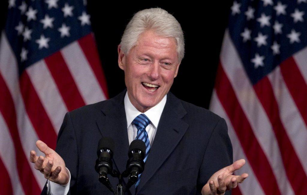 Tổng thống Mỹ Bill Clinton