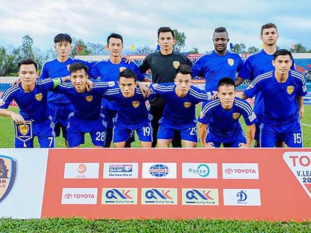 Đội tuyển câu lạc bộ bóng đá Quảng Nam