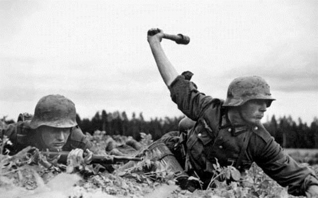 Cuộc chiến tranh Xô - Đức