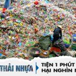 Ô nhiễm rác thải nhựa là gì? Tác hại của chúng đến môi trường và con người?
