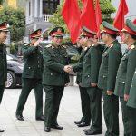 Tóm tắt con người và quá trình công tác của đại tướng Ngô Xuân Lịch